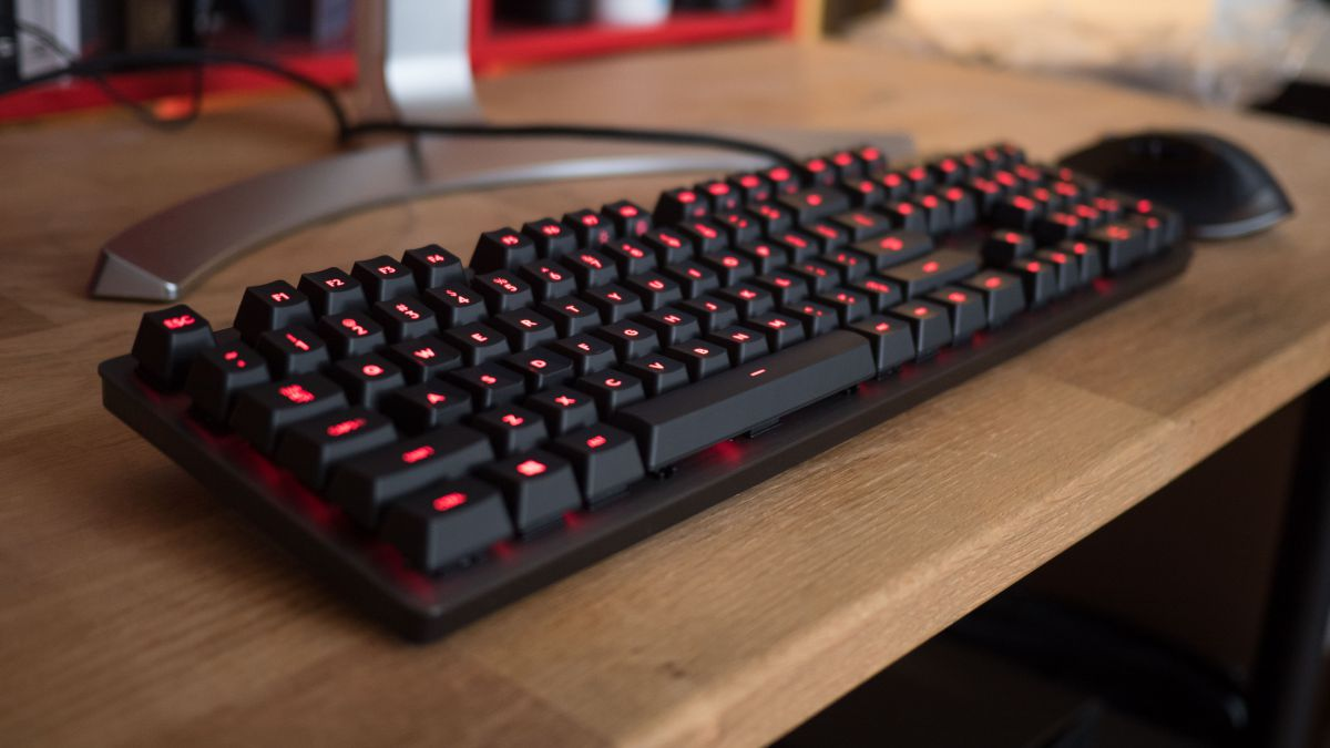 clavier de gamer