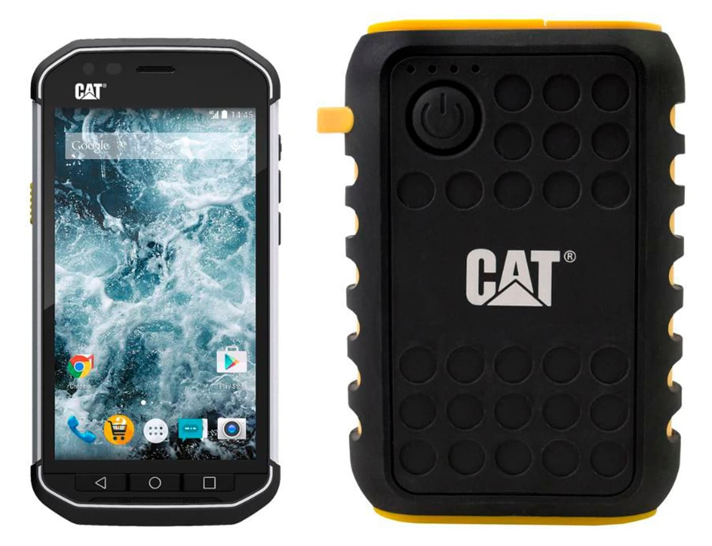 smartphone etanche cat cat s40