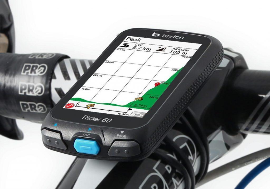 compteur GPS de vélo